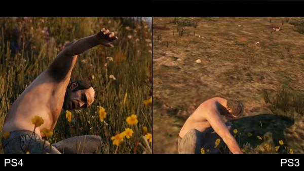 GTA V - PS 4 vs PS3 3 (10)