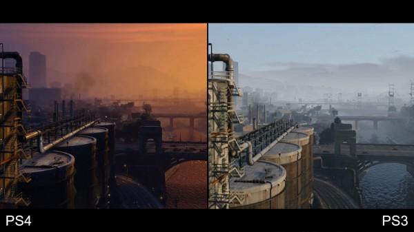 GTA V - PS 4 vs PS3 3 (14)