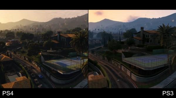 GTA V - PS 4 vs PS3 3 (18)