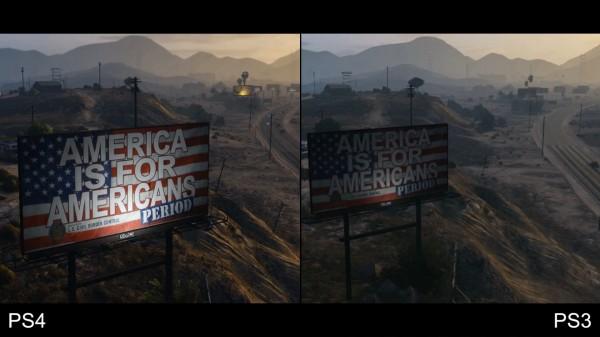 GTA V - PS 4 vs PS3 3 (9)