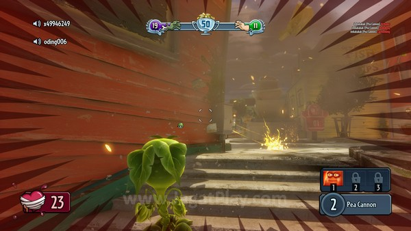 Plants Vs Zombies Garden Warfare (12)