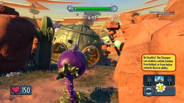 Plants Vs Zombies Garden Warfare (137)