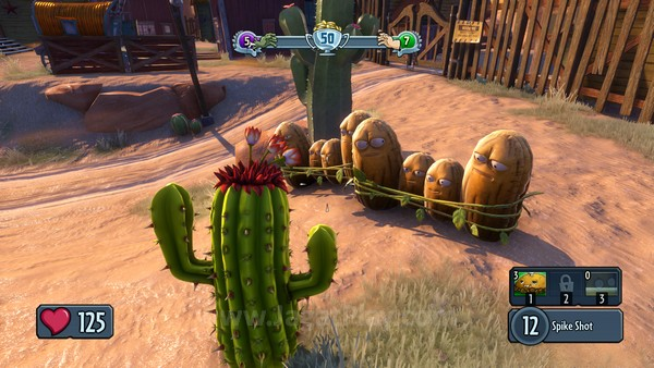 Plants Vs Zombies Garden Warfare (18)