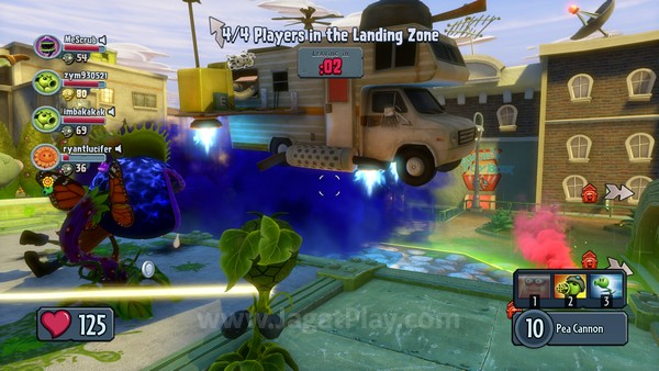 Plants Vs Zombies Garden Warfare (180)