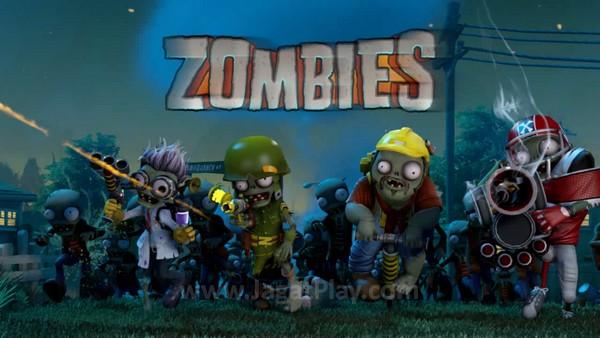 Plants Vs Zombies Garden Warfare (3)
