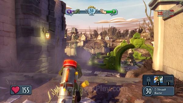 Plants Vs Zombies Garden Warfare (41)