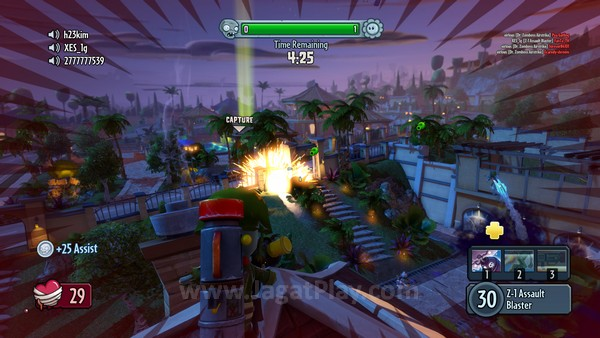 Plants Vs Zombies Garden Warfare (67)