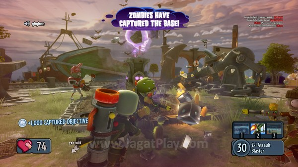 Plants Vs Zombies Garden Warfare (89)