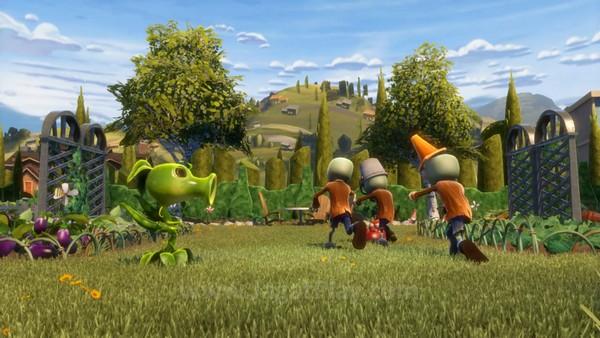 Plants Vs Zombies Garden Warfare (9)