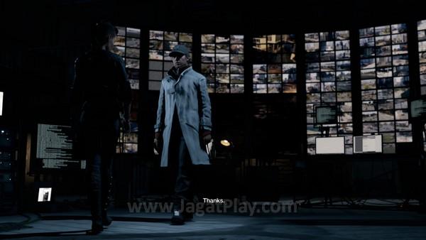 """Dengan bantuan Clara dan T-Bone, dan sebuah ruang khusus pusat informasi """"The Bunker"""", Aiden mulai menyusuri jalan misteri yang menghantui dirinya selama ini."""