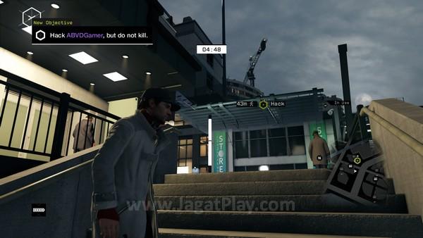 Watch Dogs memang menawarkan mode multiplayer yang terhitung memenuhi ekspektasi.