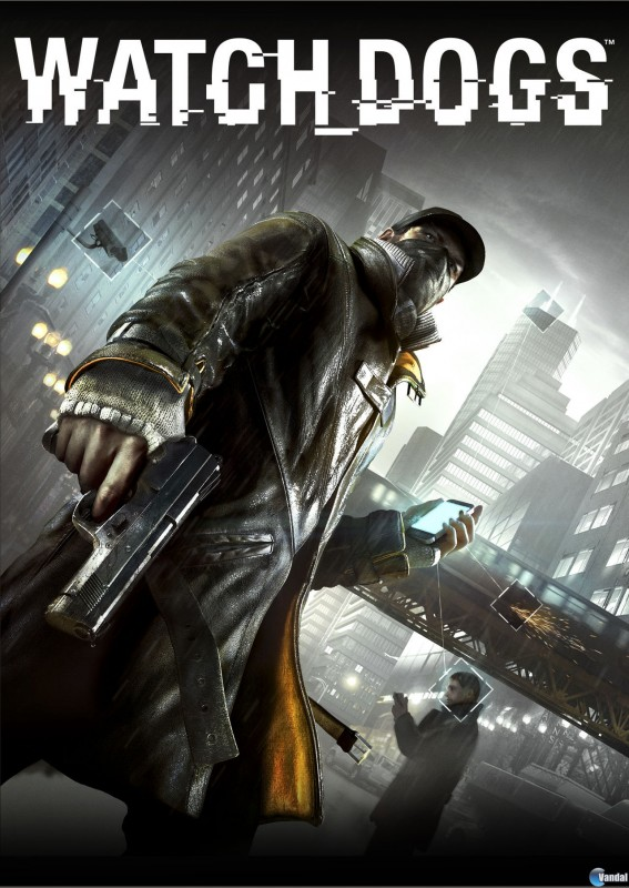 watch dogs cover art