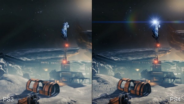 Destiny PS 3 vs PS 4 (10)