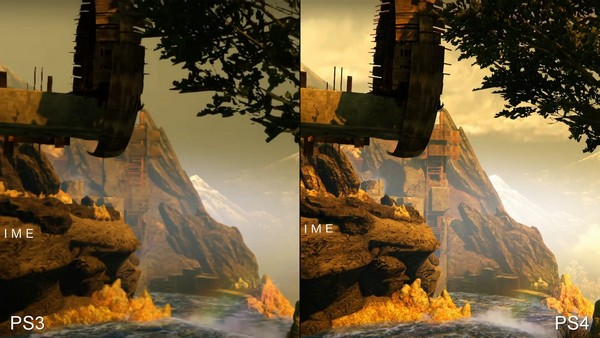 Destiny PS 3 vs PS 4 (2)
