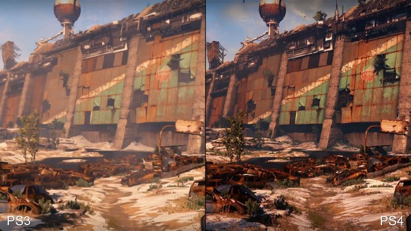 Destiny PS 3 vs PS 4 (7)