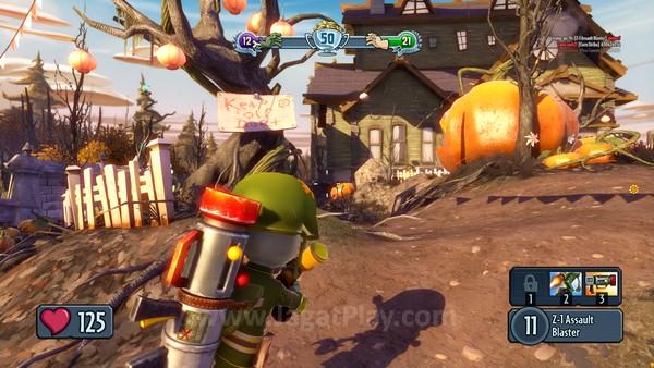 Jika ada satu hal yang pantas untuk diacungi jempol dari Garden Warfare adalah implementasi engine Frostbite yang luar biasa. Game ini mampu tampil dengan visual yang indah.