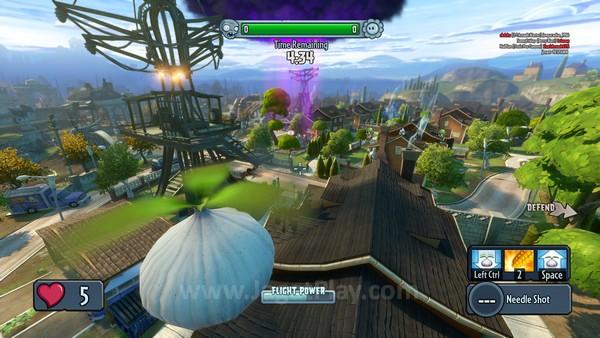 Balancing yang mumpuni, masing-masing kelas yang sudah berbeda ini juga masih didukung dengan implementasi tiga skill unik yang lain. Misalnya Cactus yang bisa mengirimkan sebuah drone yang Anda kendalikan sendiri untuk memberikan ekstra tekanan dari angkasa.