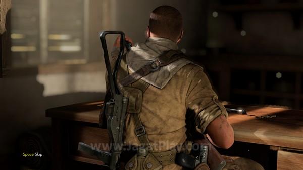 Nasib pasukan sekutu di Afrika Utara berada di tangan Karl Fairburne, karakter utama yang juga membintangi dua serI Sniper Elite sebelumnya.