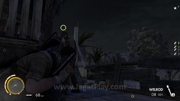 Mungkin menyulitkan Anda ketika bertempur terbuka, AI yang ada tidak cukup untuk menawarkan tantangan ketika bermain secara stealth.