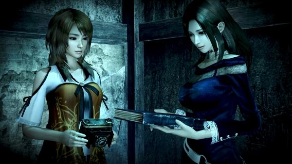 fatal frame the black haired shrine maiden1