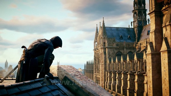 AC Unity SP Demo Gamescom 2014 (3)