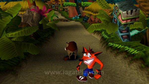 Berapa banyak dari Anda yang masih ingat dengan latar belakang lahirnya Crash dan perseteruannya dengan Neo Cortex?