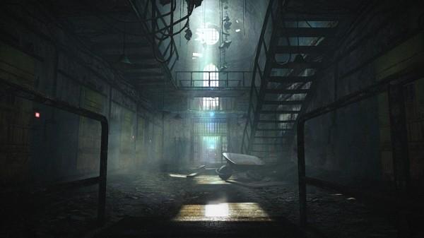 Sebuah screenshot perdana juga bocor, memperlihatkan sebuah setting yang misterius.