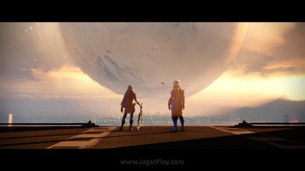Selalu ada kesan bahwa rilis awal Destiny ini mempersiapkan karakter Anda untuk sesuatu yang lebih..