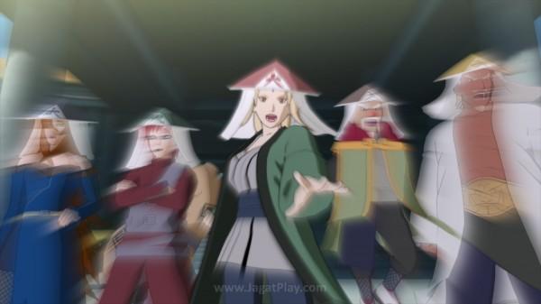 Ada Ninja World Tournament yang bercerita tentang pertempuran untuk menjadi ninja terbaik. Timeline cerita utama Naruto tidak memiliki pengaruh sama sekali di mode yang satu ini.