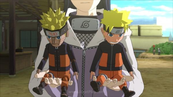 Tak sekedar muncul tiba-tiba, Mecha Naruto hadir dengan latar belakang cerita yang solid.