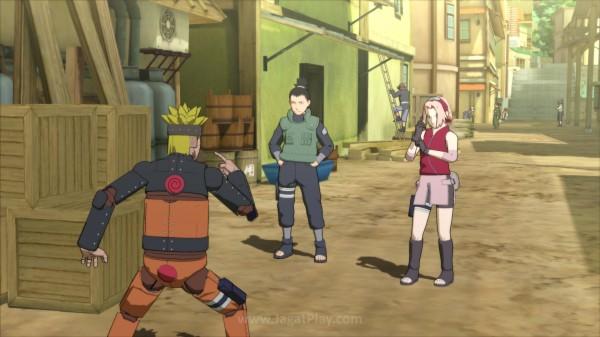 Seperti biasa, ia jatuh pada plot klise Naruto - soal penerimaan eksistensi diri.