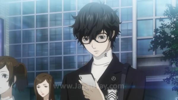 Persona 5 protagonist teaser (9)