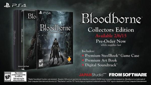 bloodborne collector edition