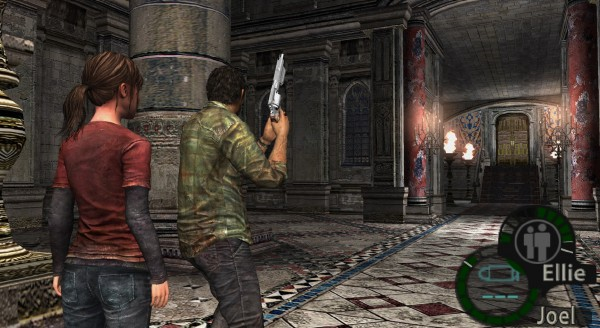 re 4 the last of us mod