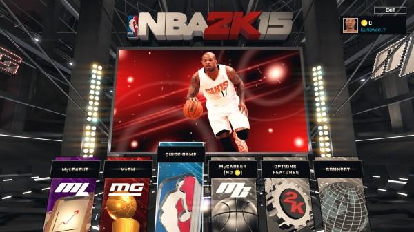 NBA 2K15 - 05