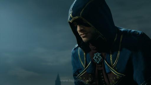 Anda berperan sebagai Arno Dorian - seorang Assassin yang beraksi di tengah momen historis penting dunia - Revolusi Perancis.