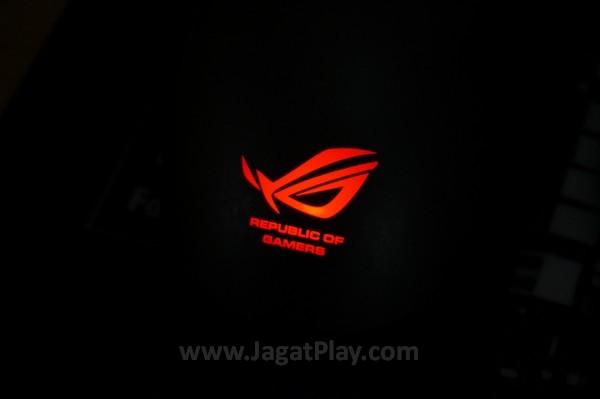 Asus ROG Gladius - jagatplay