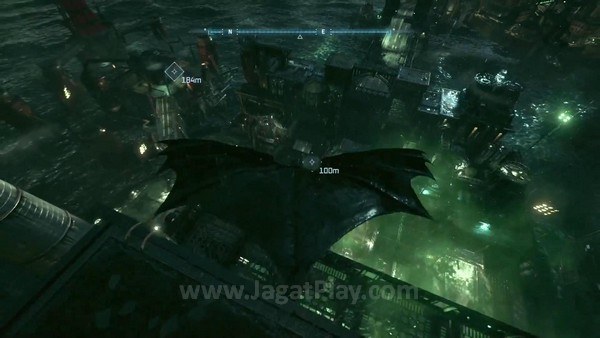 Batman arkham knight plant infiltration (10)