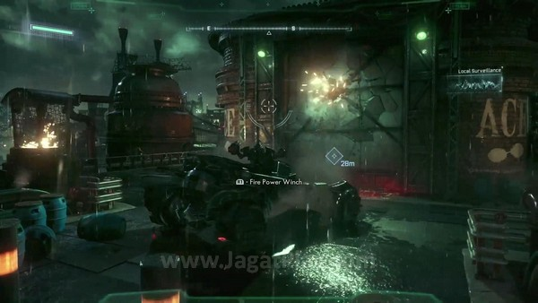Batman arkham knight plant infiltration (16)