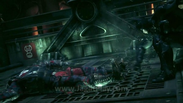 Batman arkham knight plant infiltration (17)