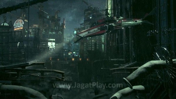 Batman arkham knight plant infiltration (3)