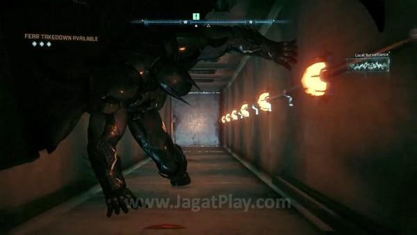 Batman arkham knight plant infiltration (4)