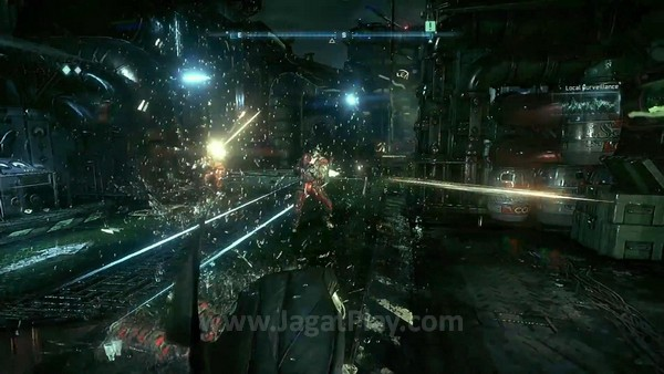 Batman arkham knight plant infiltration (5)