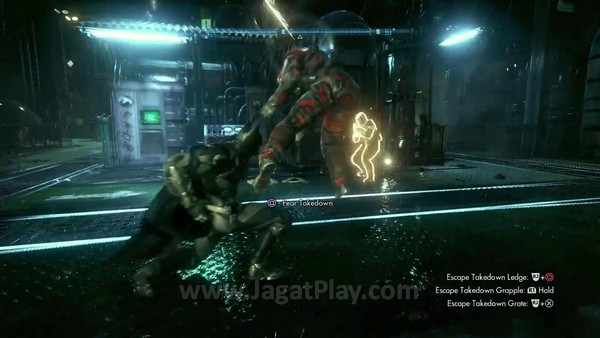Batman arkham knight plant infiltration (6)