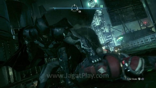 Batman arkham knight plant infiltration (7)