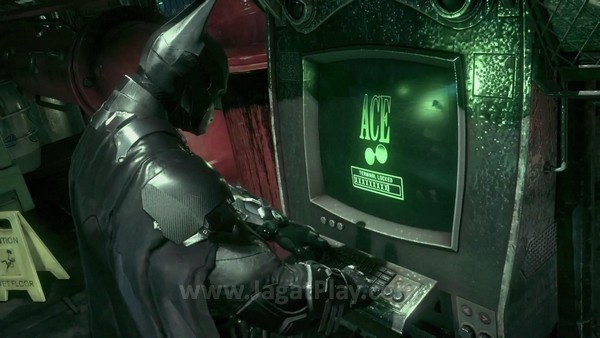 Batman arkham knight plant infiltration (8)
