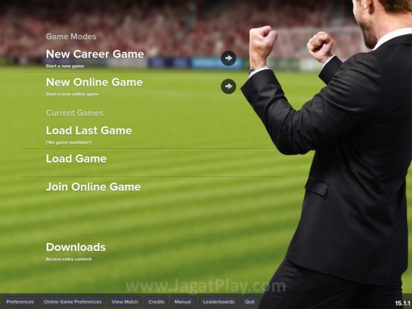 Football Manager 2015 - 002