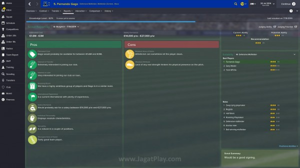 Football Manager 2015 - 034
