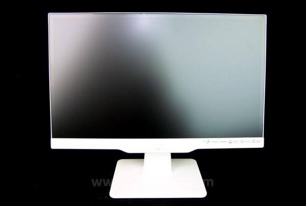Viewsonic VX2263Smhl memiliki bentuk cantik yang klop berada di atas meja kerja Anda.