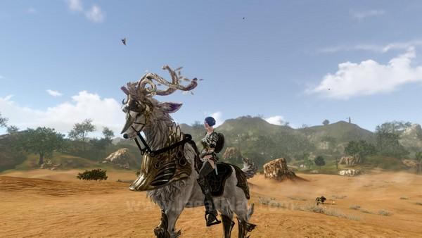 Untuk membantu Anda menjelajahi dunia ArcheAge, rusa gagah ini siap membantu.